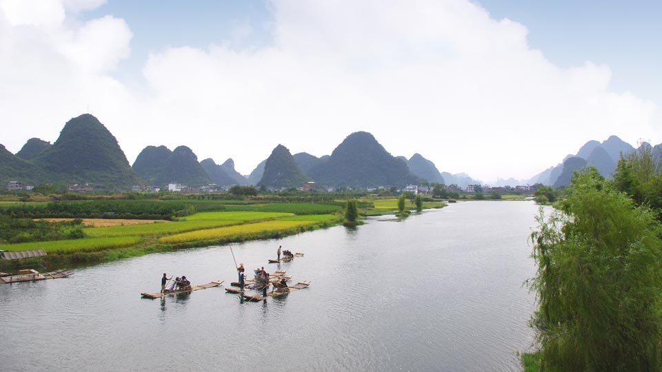 China Joins Global Water Movement