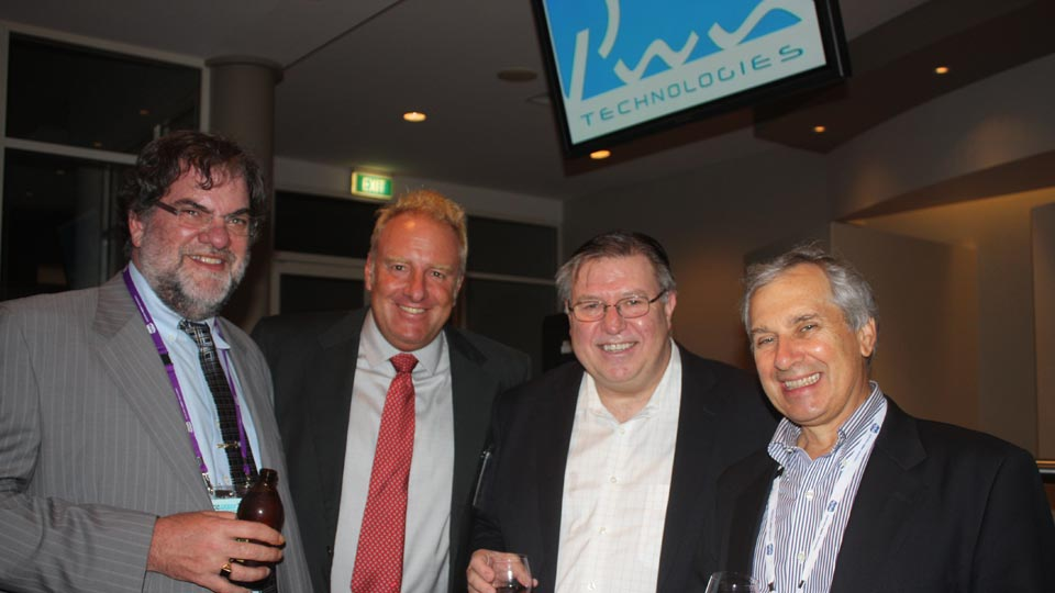 More Than 120 Ozwater Delegates Attend PWN Technologies Reception