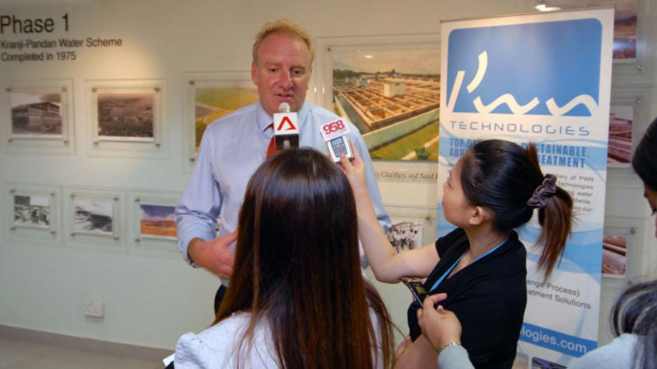 CeraMac® Demoplant On Channel News Asia