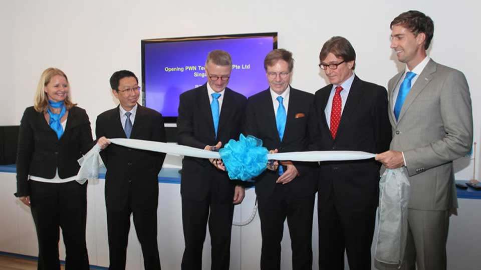 Opening Singapore Office