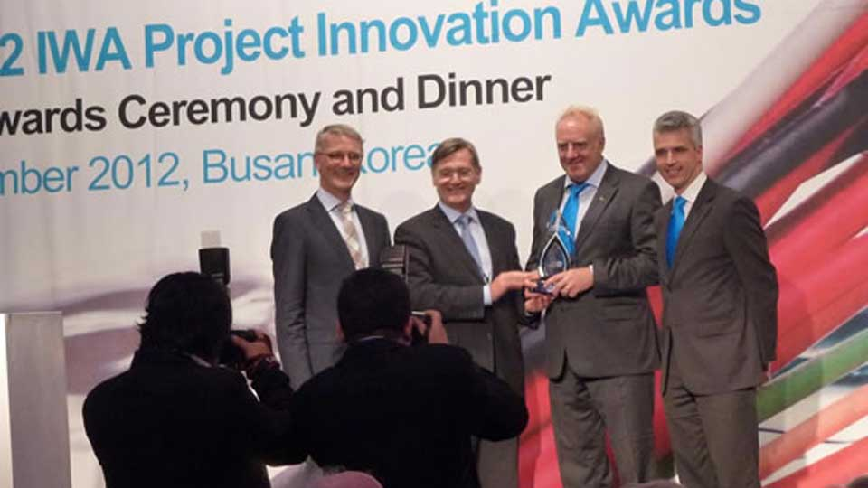 PWN Technologies Wins Global Grand Honour Award.