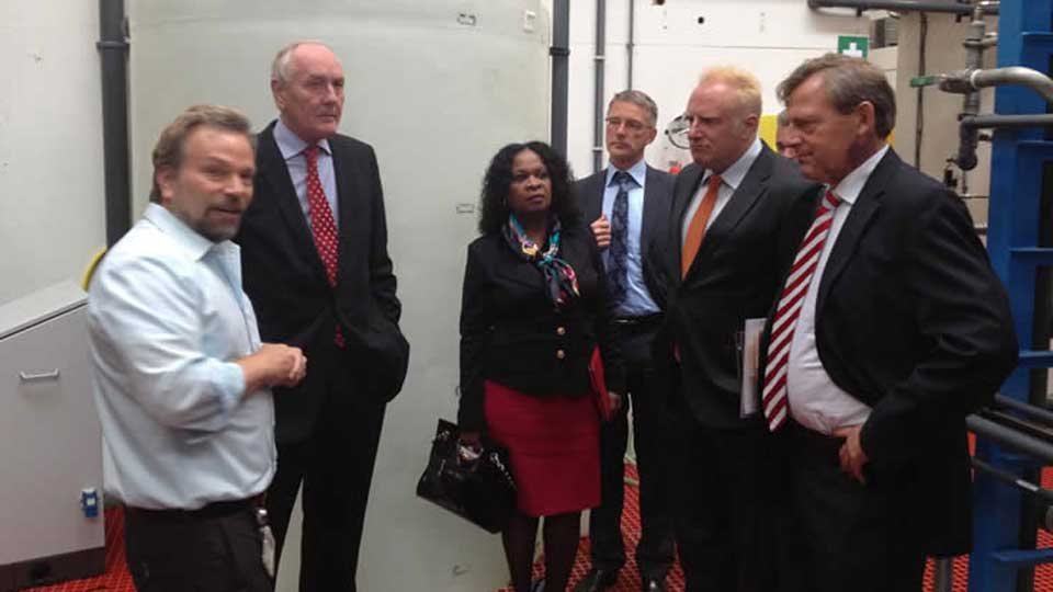 Provincial Administration Visits PWN Technologies.