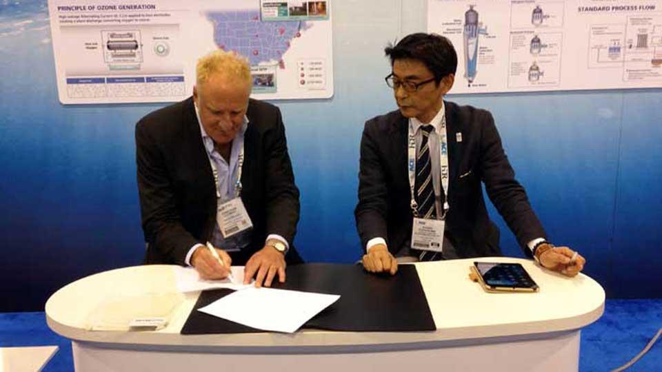 PWN Technologies And METAWATER Enter Strategic Alliance.