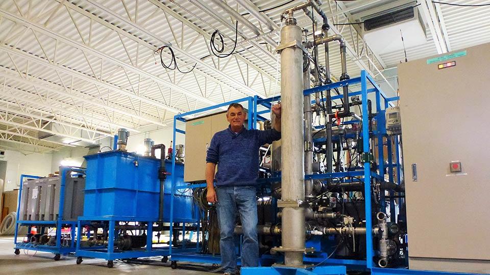 Pilot Study Manitowoc Public Utilities, Wisconsin USA