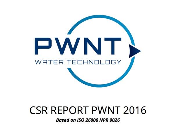 CSR REPORT PWNT 2016