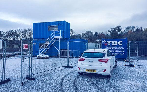 Pilot Study At Invercannie For Scottish Water UK