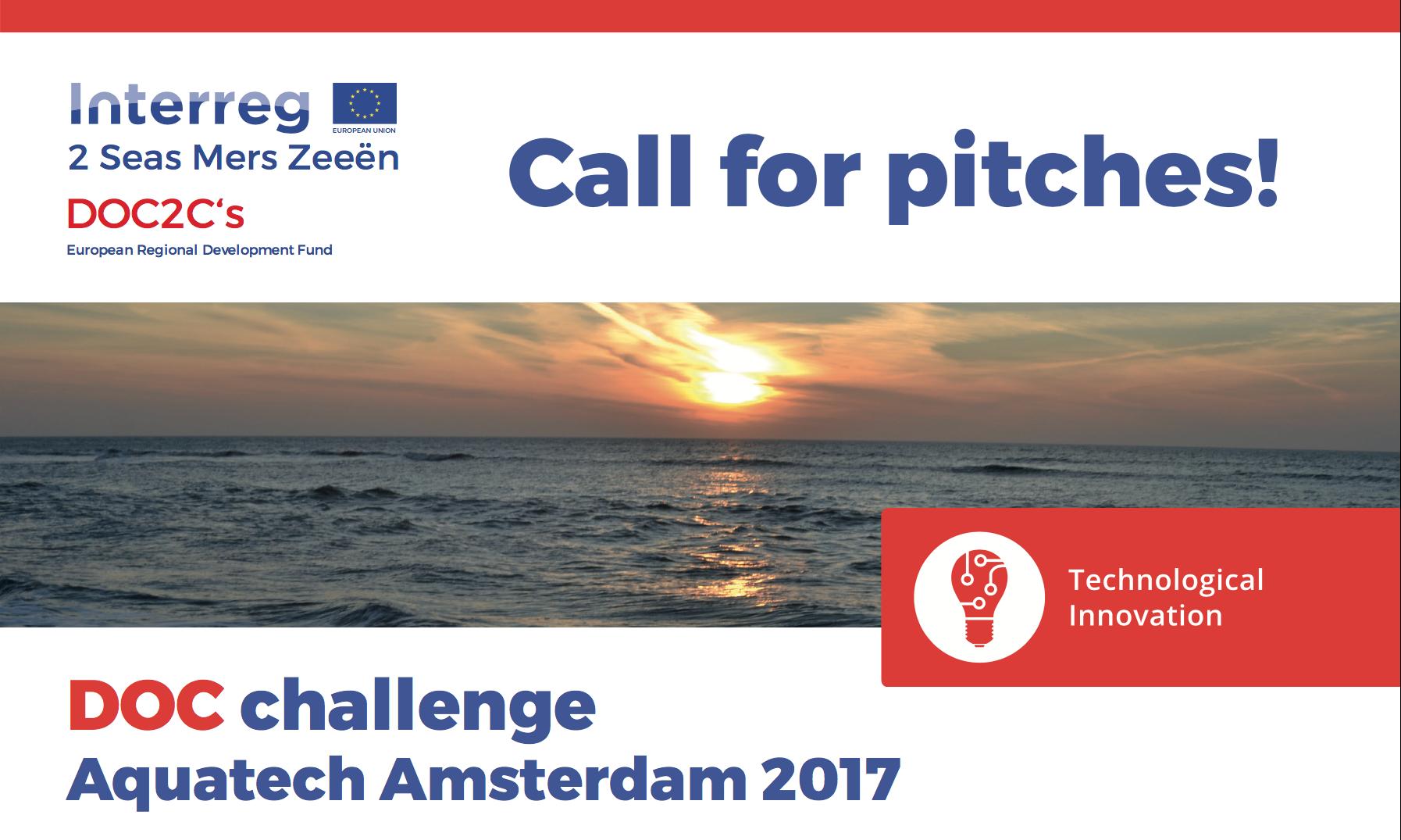 DOC Challenge Aquatech Amsterdam 2017