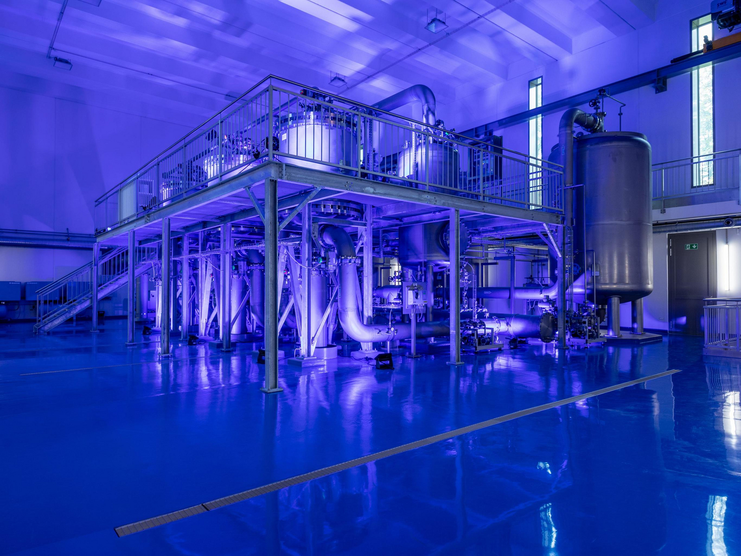 Switzerland's First CeraMac® Water Treatment Plant Operational